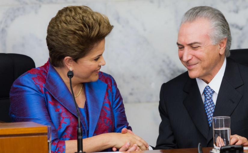 Manifestações populares, impeachment e Eduardo Cunha