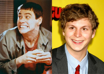 Jim Carey e Michael Cera